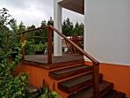 Quarto - Casa de Madeira